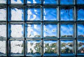 Window Glass Blocks - 11 left