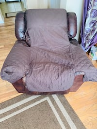 Recliner and Rocker sofa chair with cover/protector