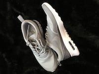 Nuove Nike Air Max Thea silver 36.5
