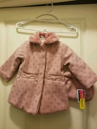 Kids Baby Girl Coat 2T Aloha, 97006