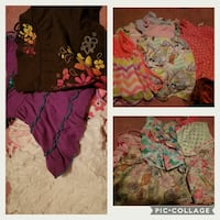 Baby girl clothes 12 and 18 months