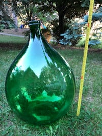 Extra Large Vintage Wine Demijohn container Toronto, M2L 2X8