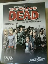 The walking dead the board game zman games Germantown