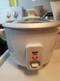 white and gray slow cooker Mississauga, L5B 4N2