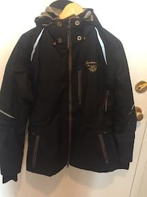 Coat size M , worn a few times