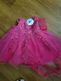 Beautiful babygirl boutique dress Normandy, 37360