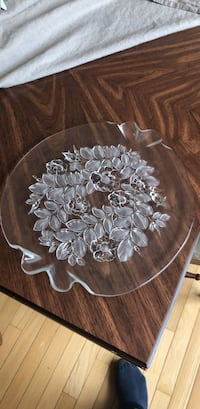Glass Serving tray Gaithersburg, 20882
