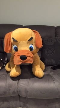 Large stuffed dog- brand new- too large for me store Mississauga, L5R 1N8