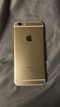 iPhone 6 Verizon Gold