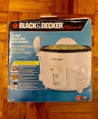 Brand new Rice cooker, 16-cup multi-use New York, 11372