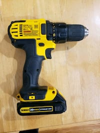 Dewalt 20v Drill and Battery (used less than 5 tim Rockville, 20855