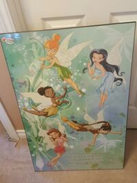 Poster size Tinkerbell Picture (Price Negotiable) Barrie, L4N