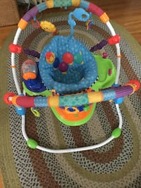 baby's multicolored jumperoo Boston, 02124