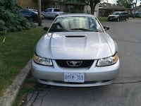 1999 Ford Mustang V6 AS IS OR PARTING OUT Toronto