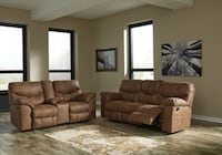 Brand new Reclining sofa and love seat  Massapequa, 11758