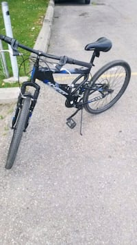 Mountain bear front and back suspension 27.5 inches wheels like new  Toronto, M9V 3T1