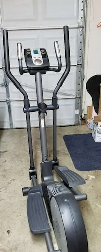 black elliptical trainer excellent condition Manassas, 20109