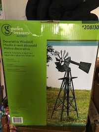 Brand new outdoor or indoor windmill in the box  Essa
