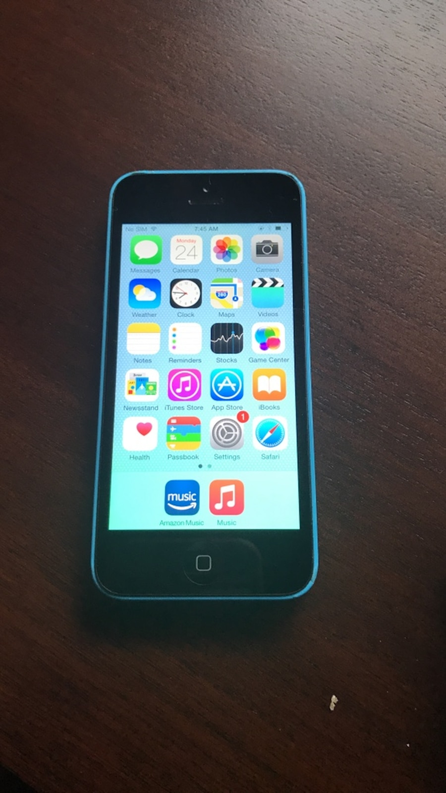 att iphone 5c at amp t iphone 5c blue in letgo 1477