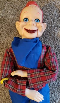 Howdy Doody Ventriloquist puppet  Minneapolis, 55428