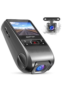 Dash camera front and back New York, 11358