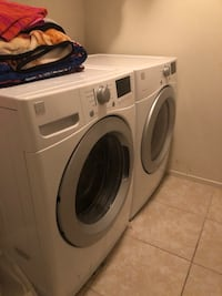 Kenmore washer and dryer Las Vegas, 89143