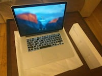 Macbook Pro 15.4inch Fully loaded Colonie, 12205