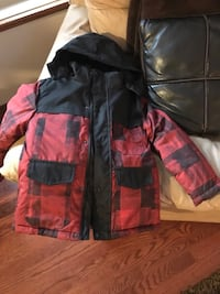 Kids  new joe fresh winter jacket Grande Prairie, T8X 1T8
