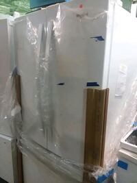 Whirlpool French doors brand new scratch and dent  Baltimore, 21223