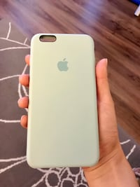 Used IPhone 6/6s plus silicon case  Vancouver, V5R 4H1