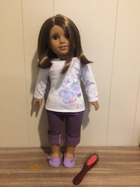 American Girl doll with accessories Toronto