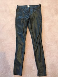 Aritzia leather leggings size 4 null, T8T 0T7