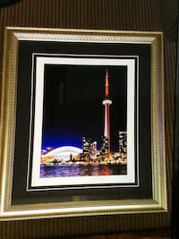 CN tower Sky dome picture