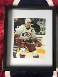 Rod Brind a'mour Signed and framed photo  Châteauguay, J6K