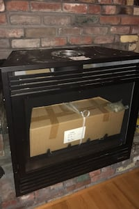 Superior Gas Fireplace insert