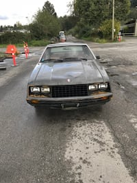 1980 FORD MUSTANG Hatchback 4 Cylinder Automatic One Owner Car VANCOUVER