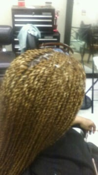 Hair styling Colonial Heights
