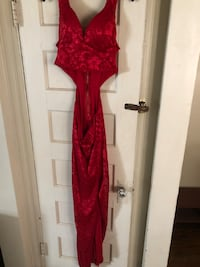 Beautiful Red Dress Size L Bridgeport, 06605