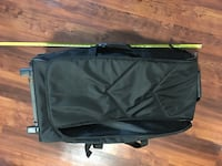 Large unbranded standing rolling bag MOVING SALE 50% OFF) Alexandria, 22303