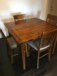 5 Piece Table And Chairs CENTREVILLE