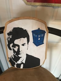 Handmade Dr. Who Picture  Stafford, 22554
