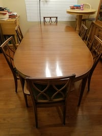 Awesome!Antique Table, chairs and hutch for sale!  Murrieta, 92563
