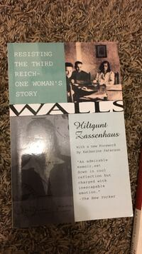 resisting the third reich one woman's story book Pullman, 99163