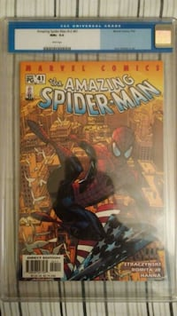 AMAZING SPIDER MAN  $50 Just  today price.
