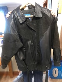 Ladies Leather Jacket Brantford
