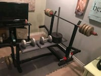 weight bench London, N6B 1G6