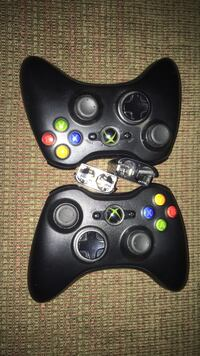 2 wireless Xbox 360 controllers  Ames, 50010