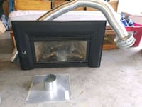 Gas fireplace insert. I am open to trade