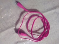 Pink strong charging cord!