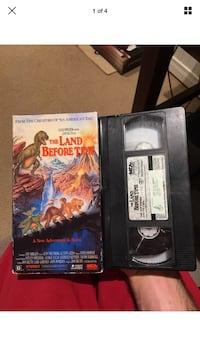 The Land Before Time A New Adventure Is Born Sleeve VHS Tape  London, N6G 2Y8